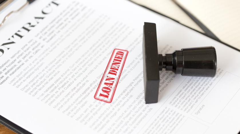 Home Loan Application Denied