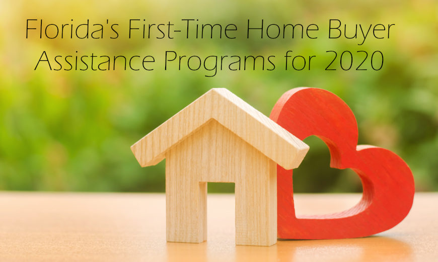 Florida's Firt-Time Home Buyer Assistance programs