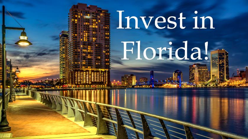 Invest in Florida